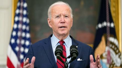 Fongming Cable News Biden orders half-mast to mourn the victims of the Colorado shooting