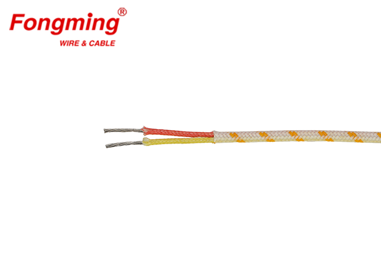 K-GG Thermocouple Wire & Cable