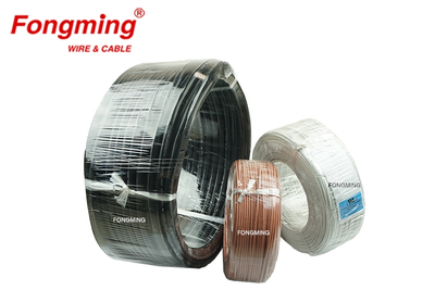 350C 300V CGG04-P Fiberglass Shield Cable